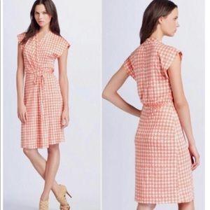 DVF Diane Von Furstenberg Mindy Silk Wrap Dress